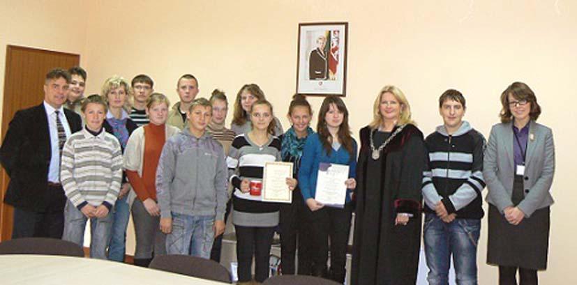 Trakų rajono apylinkės teisme vyko atvirų durų diena