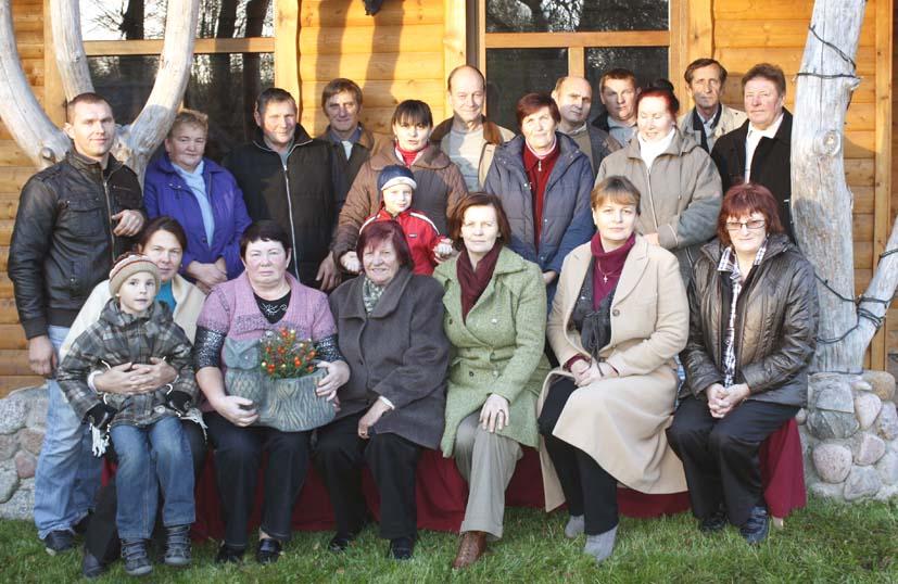 Ataskaitinis susirinkimas Pilypiškių respublikoje
