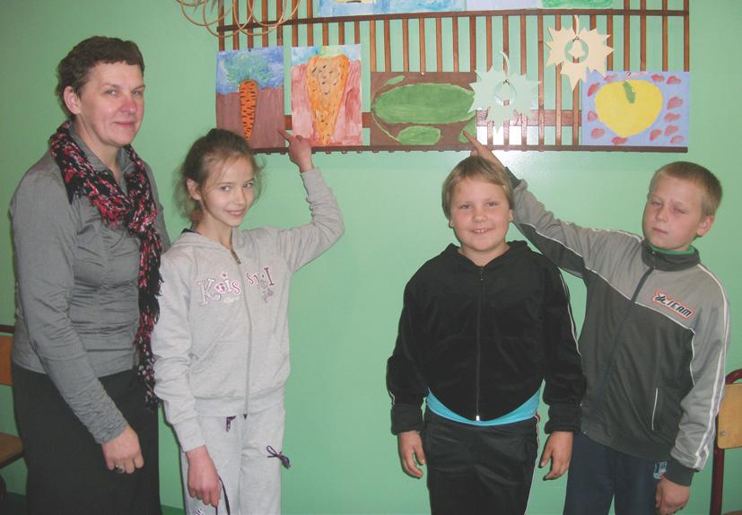 Rudenėlio šventė Elektrėnų pradinėje mokykloje