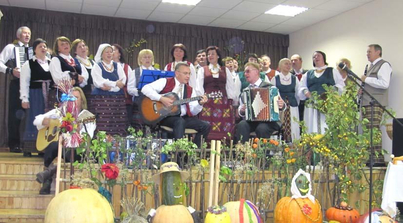 Kietaviškėse vyko seniūnijos rudens šventė