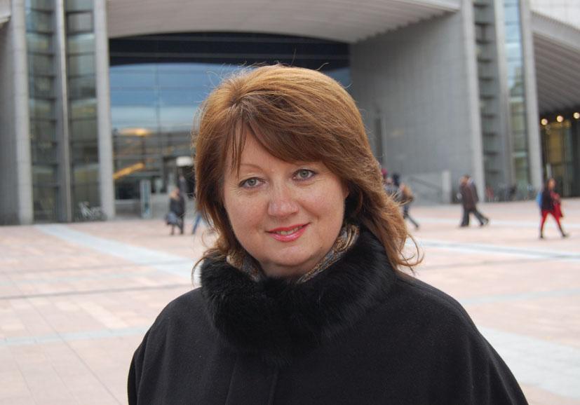 V.Blinkevičiūtė: esu įsitikinusi, kad Europos Sąjunga  solidariai išlaikys visus išbandymus