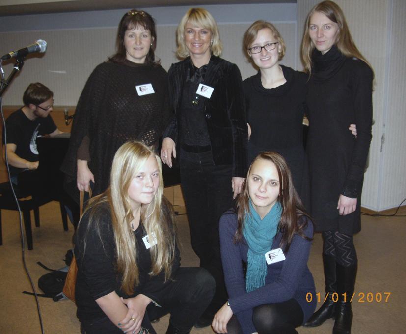 Vilniaus Gospel 2011