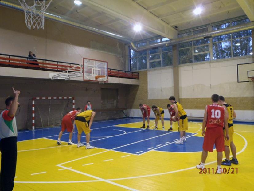 Praėjusi sezoną LKL rungtyniavę krepšininkai iš Elektrėnų išsivežė pergalę