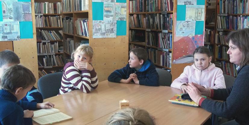 Šiaurės šalių bibliotekų savaitė Semeliškių bibliotekoje