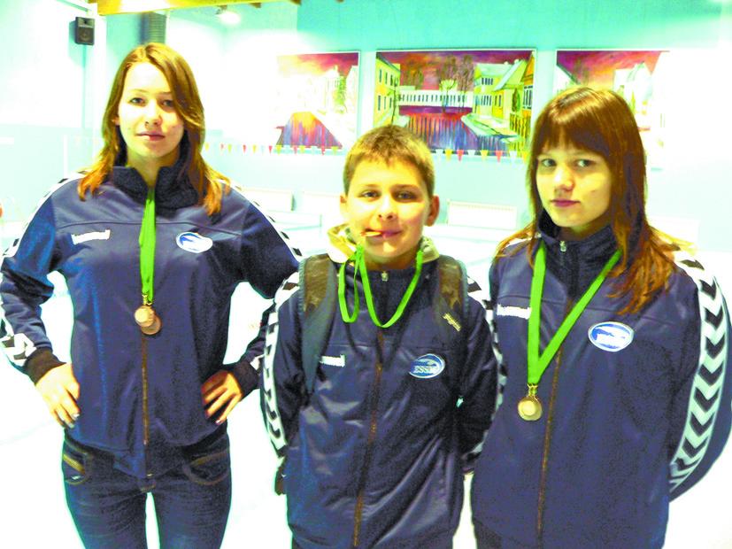 Ignalinos mero taurės varžybose – medaliai