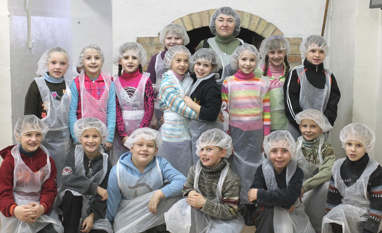 Malūne karaliauja vaikai