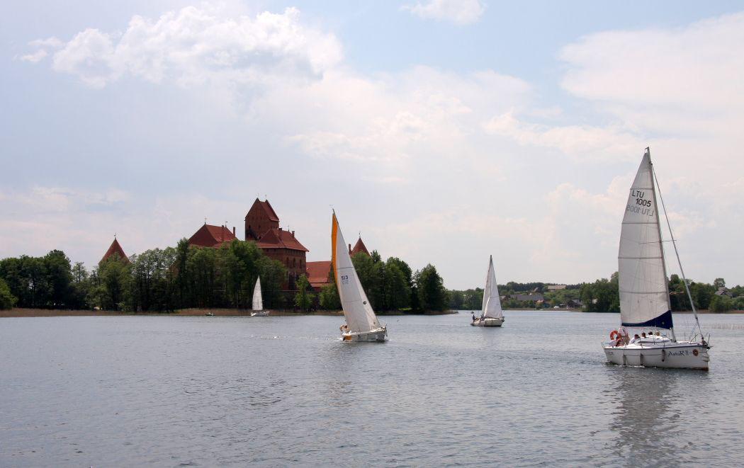 Keliaukime kitaip: Trakų istorinis nacionalinis parkas