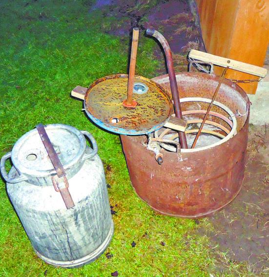 Rastas aparatas naminei degtinei gaminti