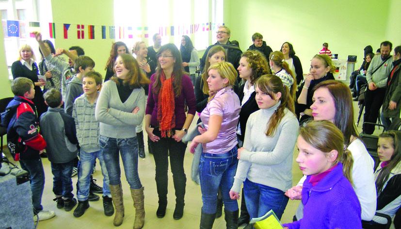 Semeliškėse tarptautinis jaunimo susitikimas