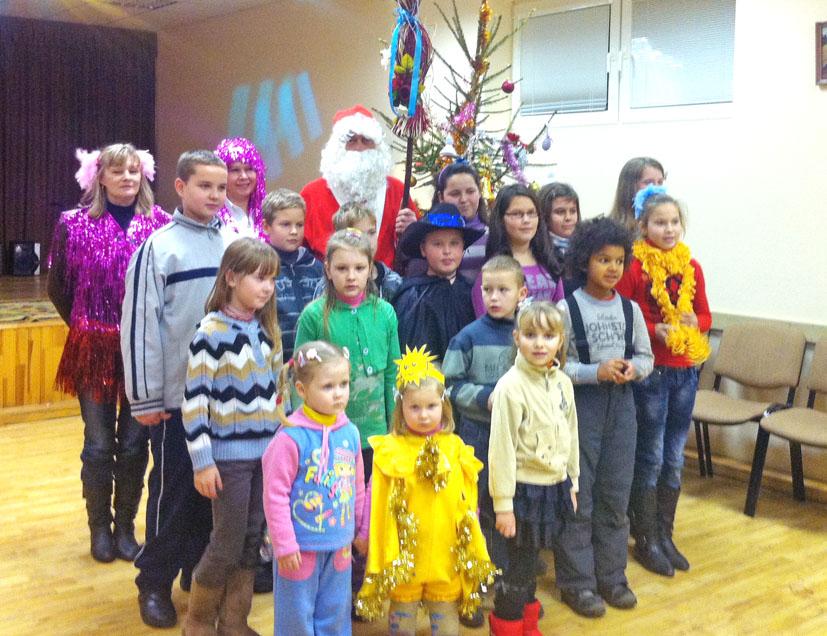 Kalėdinės šventės Kietaviškių seniūnijoje