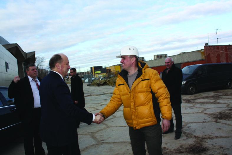 Premjeras Andrius Kubilius: Lietuvos energija galėtų prisidėti prie daugiabučių renovacijos Elektrėnuose