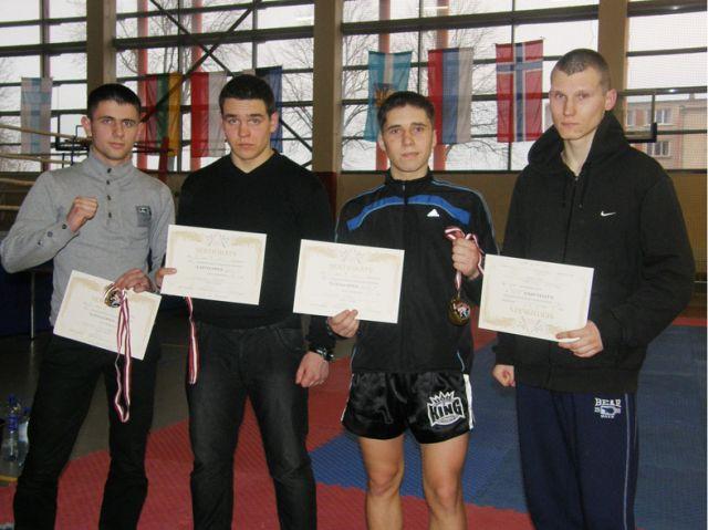 Kikbokso čempionatas