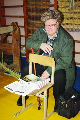Leonas Baltrukėnas: užrašau žmonių pasakojimus