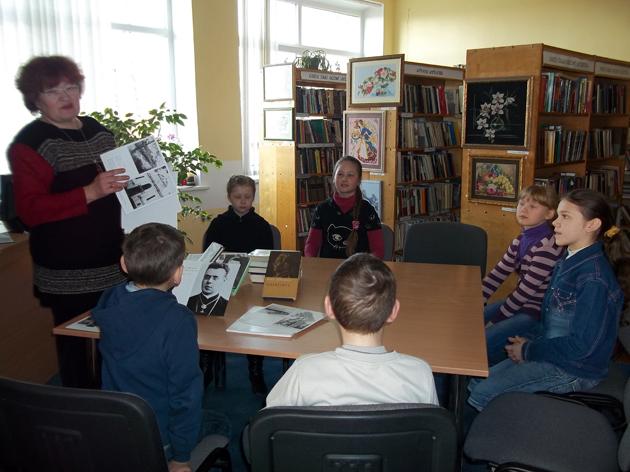 Nacionalinės bibliotekų savaitės aidai Semeliškėse