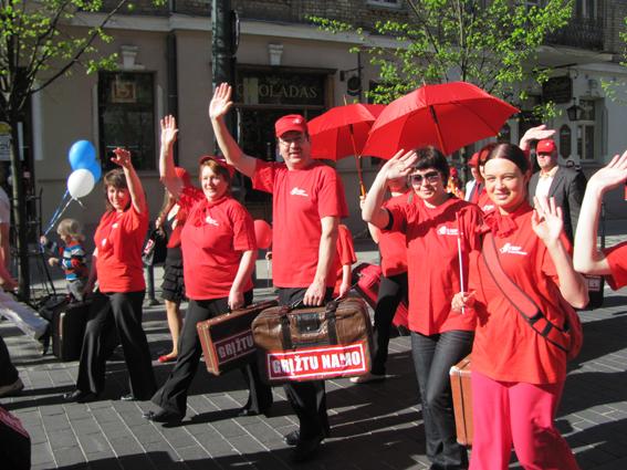 Darbo dieną socialdemokratai skelbė: mes grįžtame