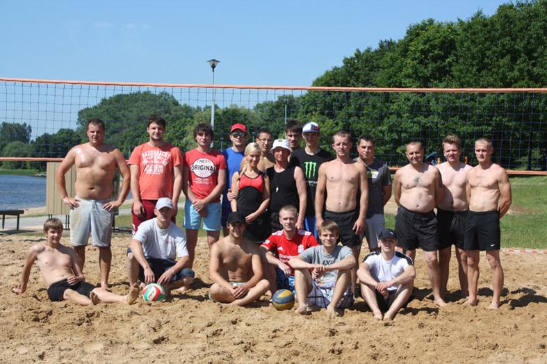 I-asis paplūdimio tinklinio turnyras