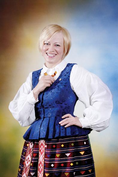 Irena Petkevičienė: mes kiekvienas esam knyga