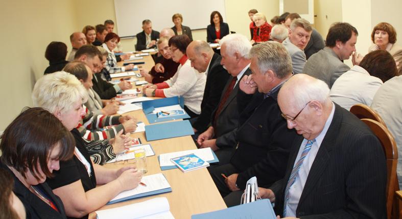Profesinės sąjungos posėdžiams pasirinko Elektrėnus
