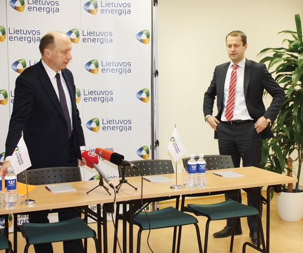 Lietuvos energijai pelną suneš elektrėniečiai