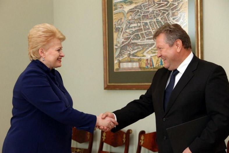 Lietuvos žemės ūkis tampa konkurencingas