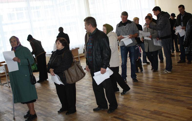 Elektrėniečiai pasitikėjo Darbo ir Socialdemokratų partijomis