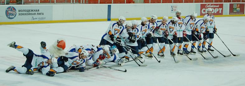 """Paskutinėse namų rungtynėse HC """"Baltica"""" sutriuškino Rusijos """"Belgorod"""" (5:2)"""