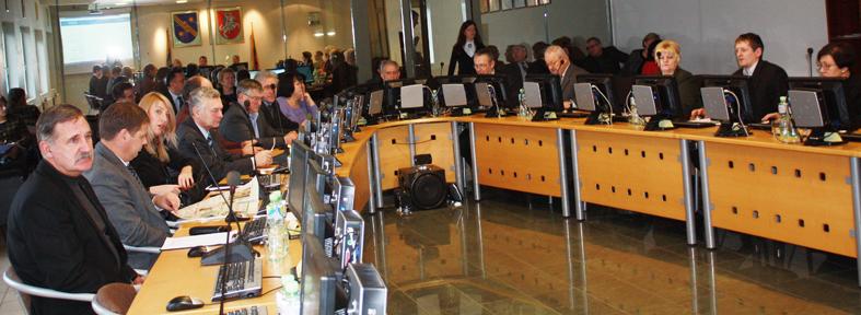 Savivaldybės tarybos posėdyje. Nuomonė apie posėdį, stebėtą virtualioje erdvėje
