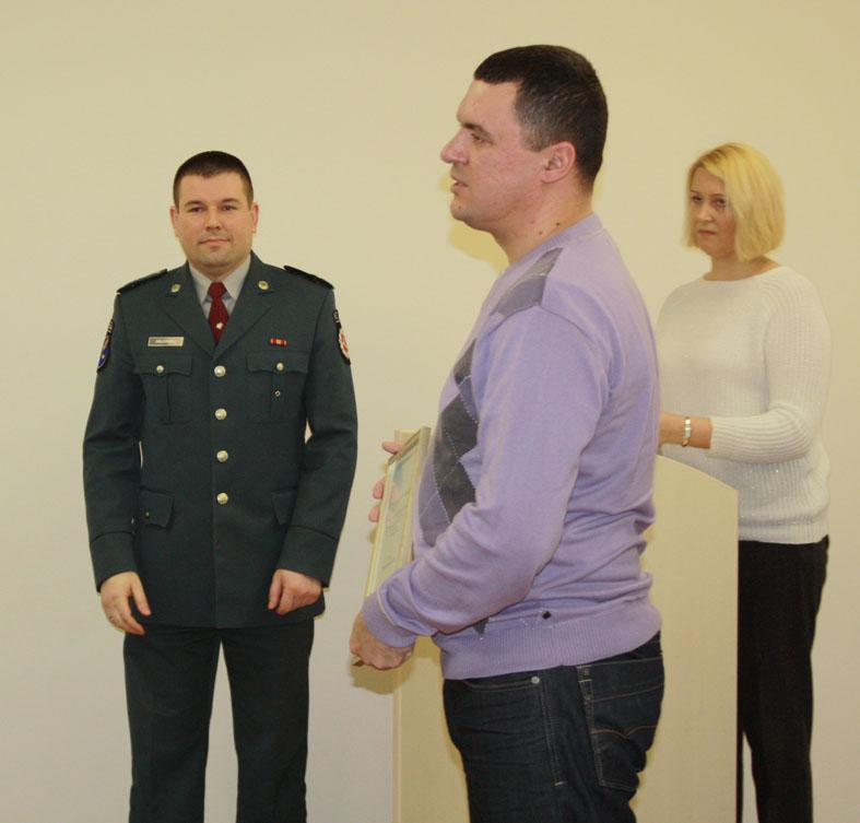 Andžej Grudinskij: dėl policijos darbo savivaldybėje nėra gėda