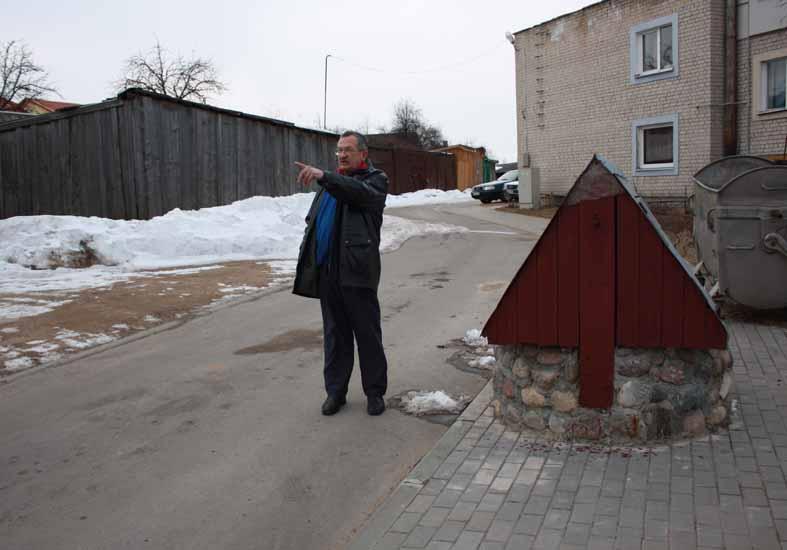 Apleistoji Kauno gatvė Vievyje tapo pavyzdinė
