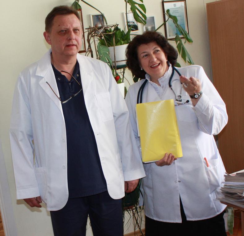 Balandžio 27-oji – Medicinos darbuotojo diena. Medicinos menas Elektrėnų ligoninėje