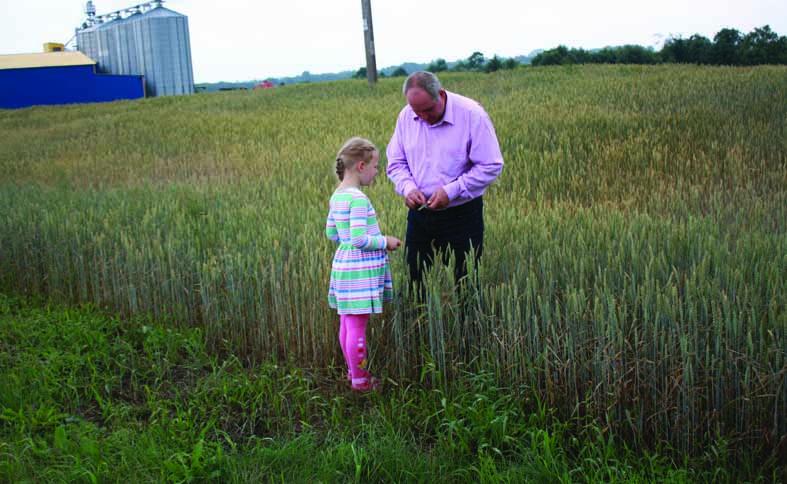Apie žemdirbystę, tarsi neišsemiamą tvenkinį