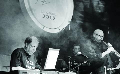 """Jubiliejinis """"Jaunystės"""" festivalis: 10 valandų džiazo ritmu"""