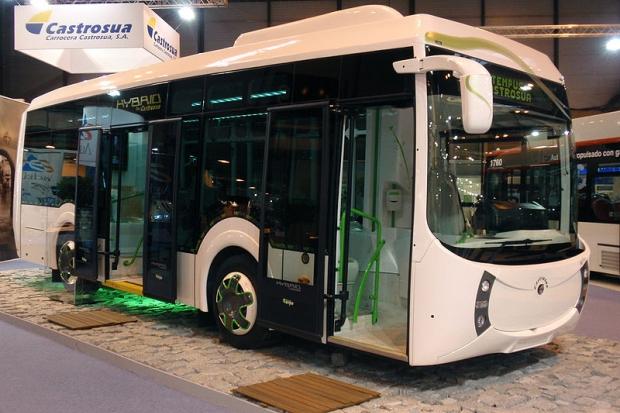 Naujiems autobusams –   speciali degalinė