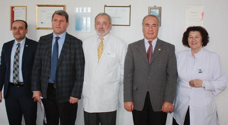 E.sveikatos paslaugų plėtra: nuo Elektrėnų iki Turkijos