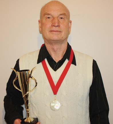 Elektrėnietis  A. Šugajevas atsivežė auksą iš šaškių turnyro Estijoje