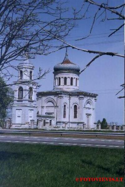 Vievio Dievo Motinos Ėmimo į dangų cerkvė