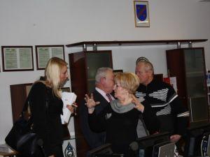 Savivaldybės tarybos posėdyje. Tvarka turi būti