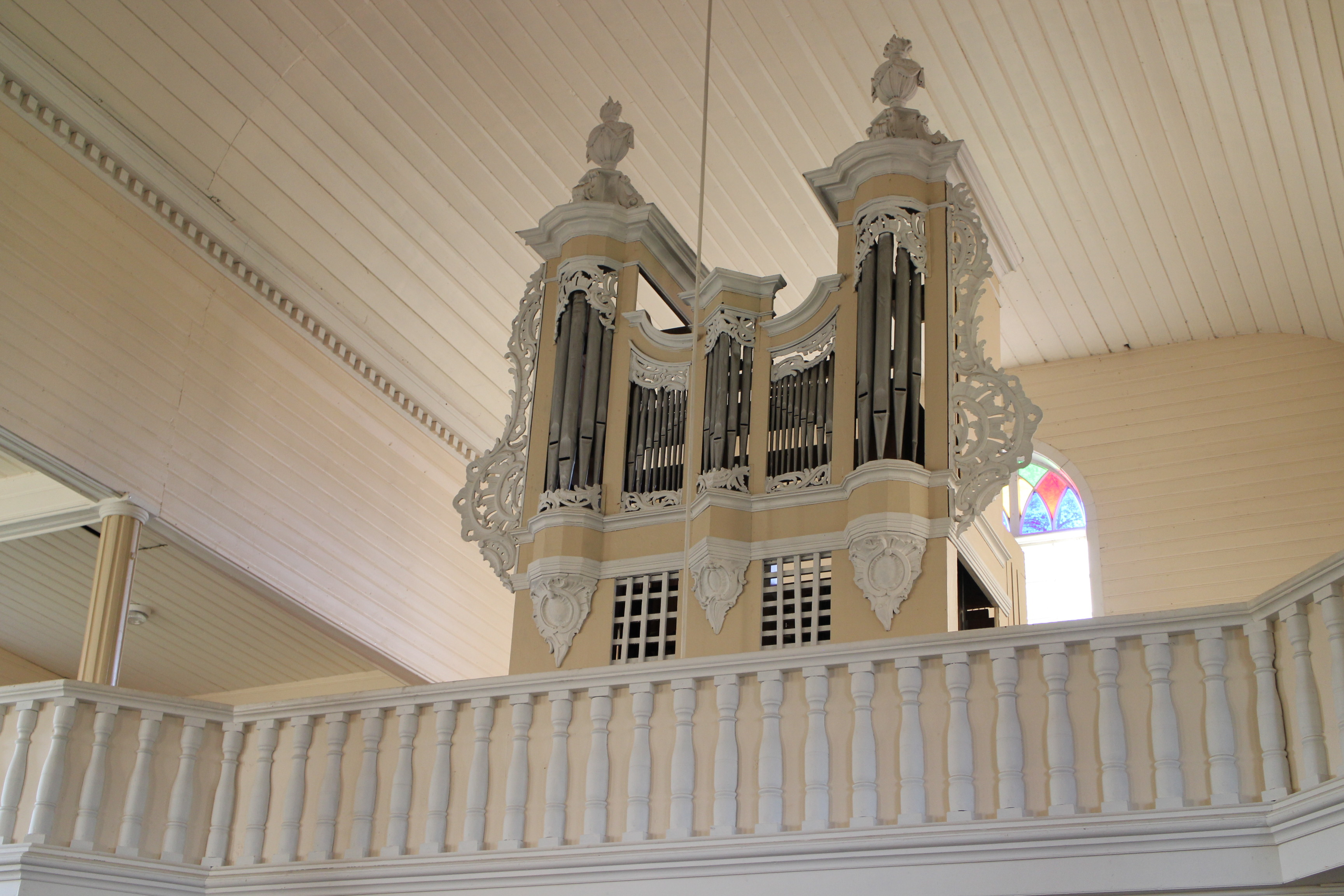 Kultūros vertybės Semeliškių bažnyčioje