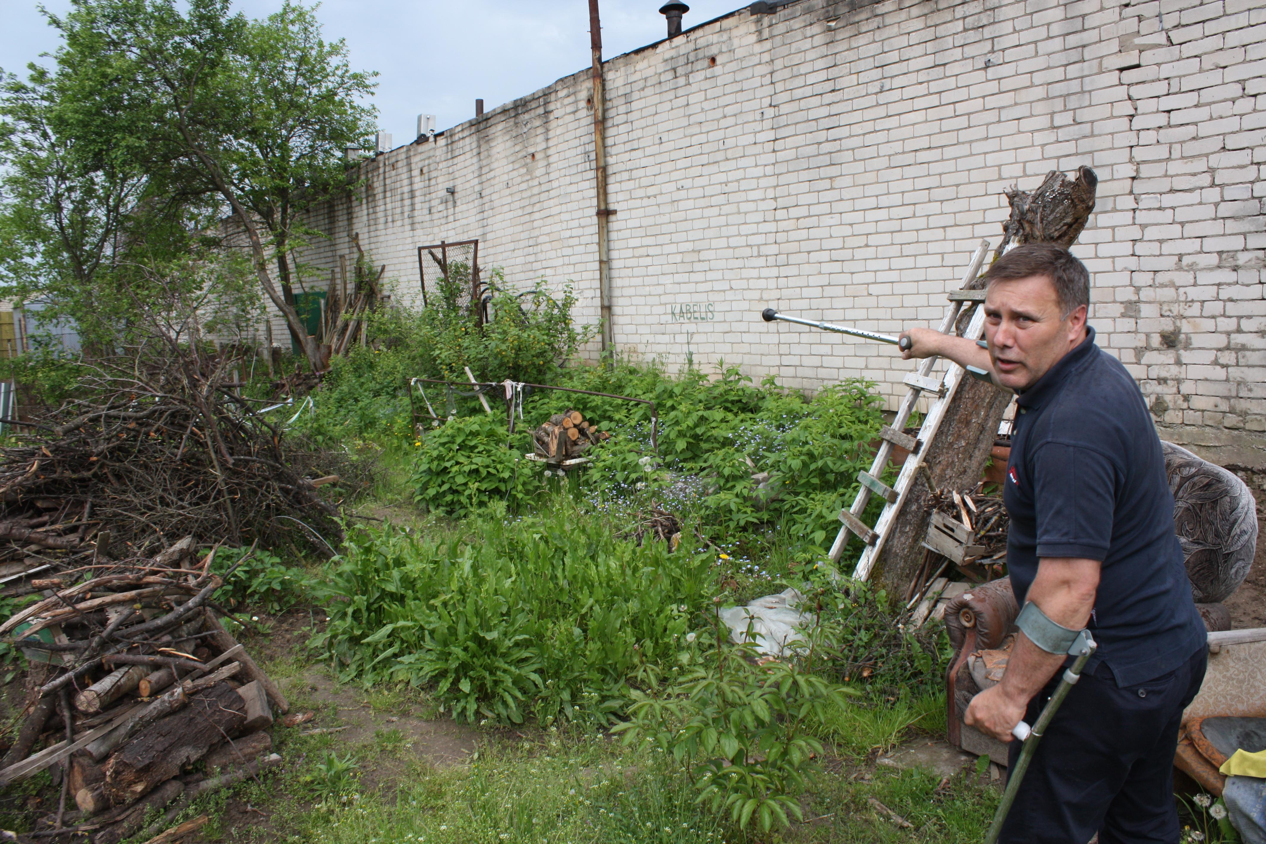 Sovietinis paveldas kiršina kaimynus