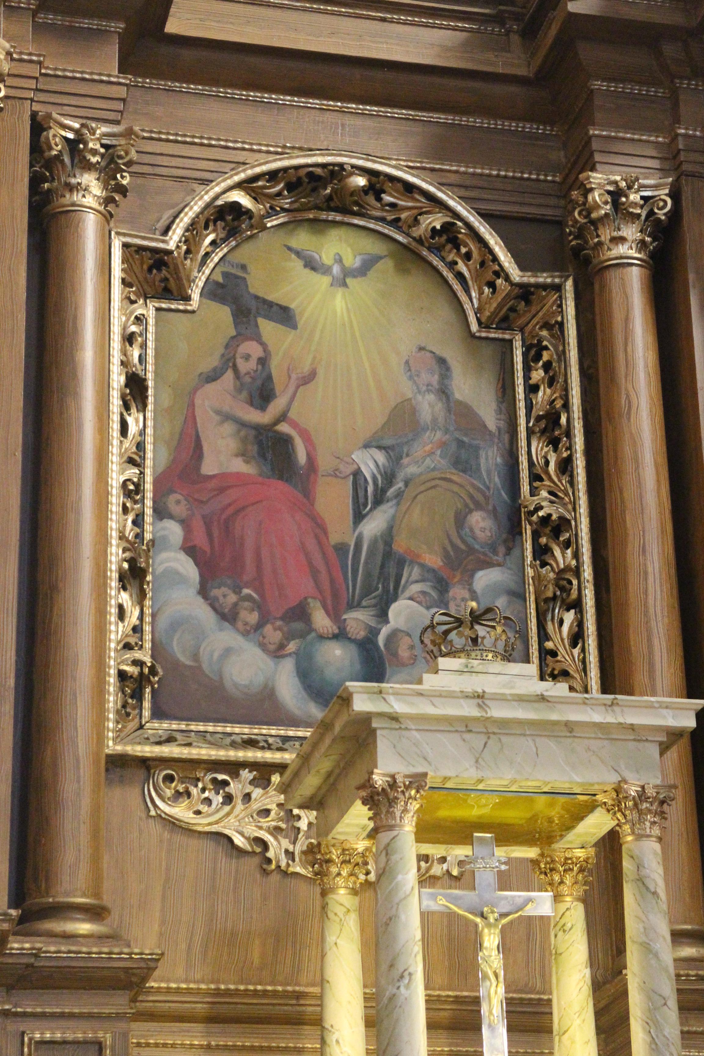 Švenčiausia Trejybė Kietaviškėse