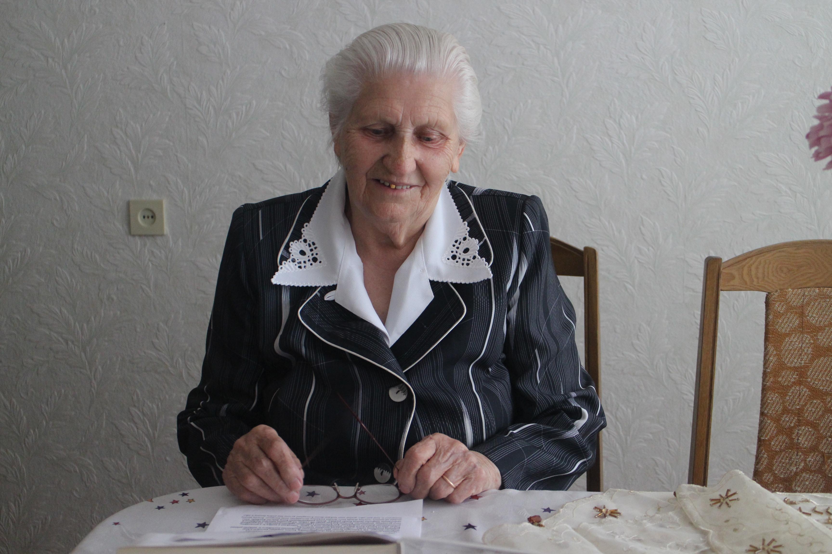 Bronė Kveragienė: kad niekam netektų patirti tremtinio dalies