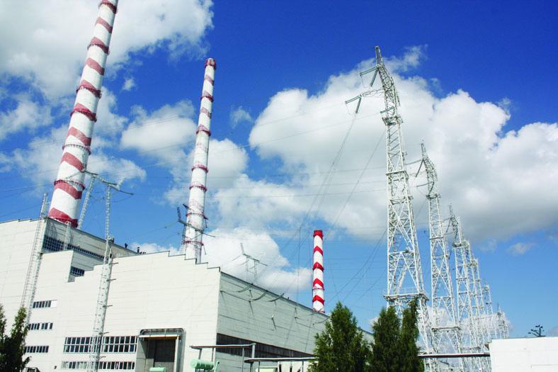 Elektrėnai gamina elektrą