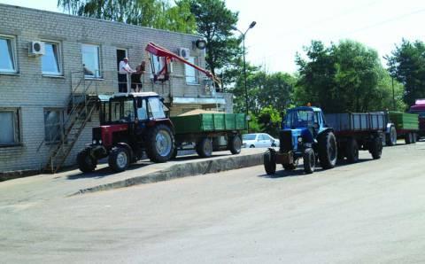 Javapjūtė: patenkinti ir ūkininkai, ir supirkėjai
