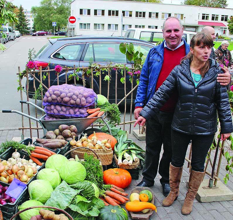 Gerosios patirties pavyzdžiai – Elektrėnų savivaldybės ūkininkai