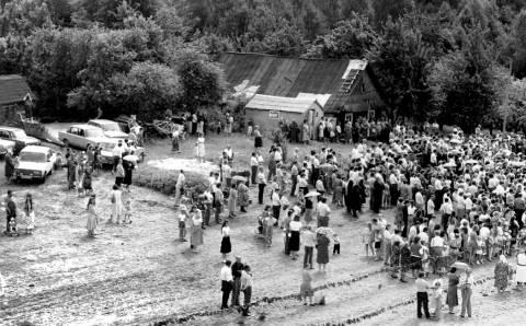 1990-ųjų birželio 30-oji.  Bažnyčios ir žmogaus istorijos fragmentai