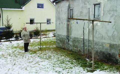 Mažinama socialinė atskirtis: kaime gerai kaip ir mieste