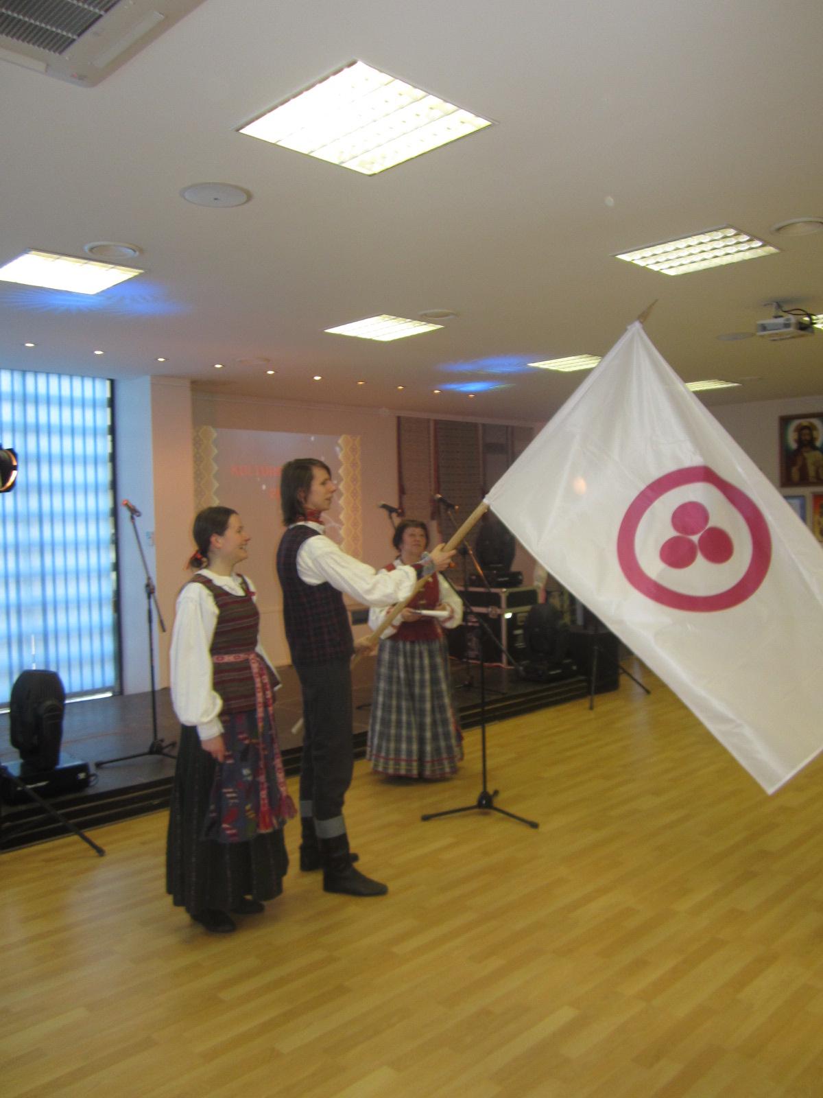 Kultūros diena po Taikos vėliava