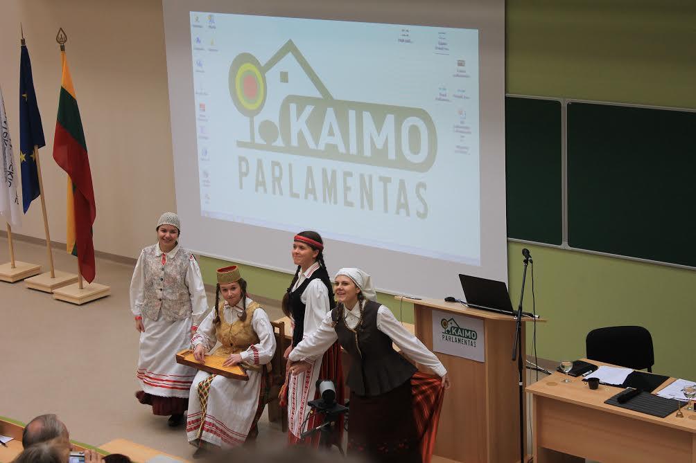 Jaunimas iš Švedijos padės ieškoti sprendimų Lietuvos kaimo problemoms