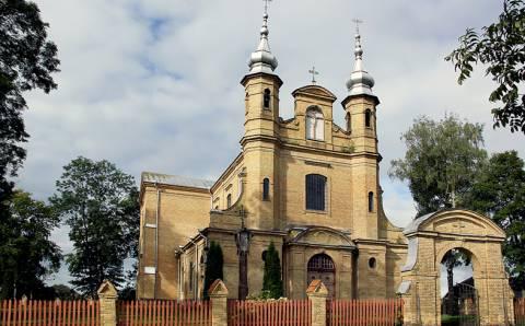 Kietaviškių  Švč. Trejybės bažnyčiai – 100 metų