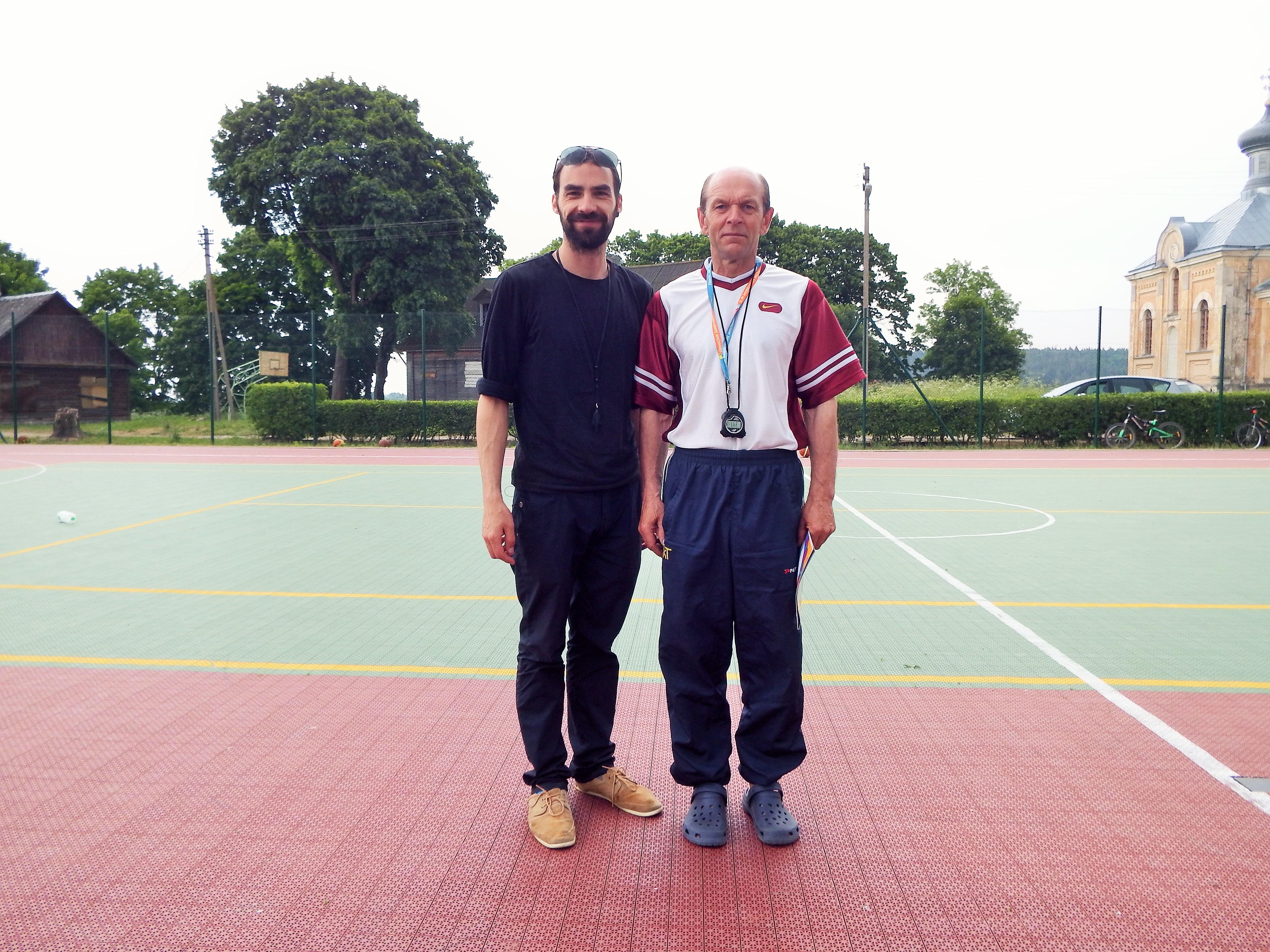 Joninių krepšinio turnyras 3×3 Semeliškėse